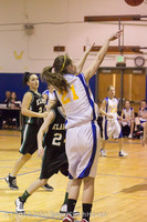 20720 Girls Varsity Basketball v Klahowya 031912