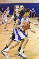 20743 Girls Varsity Basketball v Klahowya 031912