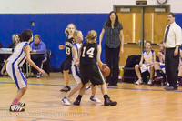 20809 Girls Varsity Basketball v Klahowya 031912