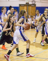 20817 Girls Varsity Basketball v Klahowya 031912