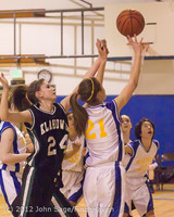 20820 Girls Varsity Basketball v Klahowya 031912