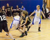 20943 Girls Varsity Basketball v Klahowya 031912