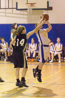 20953 Girls Varsity Basketball v Klahowya 031912