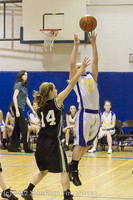 20954 Girls Varsity Basketball v Klahowya 031912
