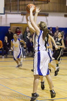 21148 Girls Varsity Basketball v Klahowya 031912