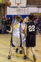 21159 Girls Varsity Basketball v Klahowya 031912