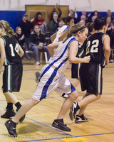 21165 Girls Varsity Basketball v Klahowya 031912