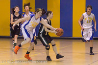 21213 Girls Varsity Basketball v Klahowya 031912