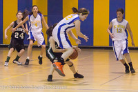 21217 Girls Varsity Basketball v Klahowya 031912