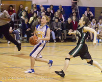 21245 Girls Varsity Basketball v Klahowya 031912