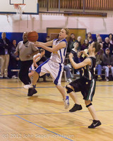 21247 Girls Varsity Basketball v Klahowya 031912