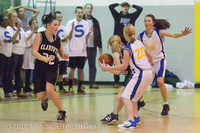 21325 Girls Varsity Basketball v Klahowya 031912