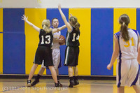 21370 Girls Varsity Basketball v Klahowya 031912