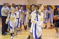 21423 Girls Varsity Basketball v Klahowya 031912